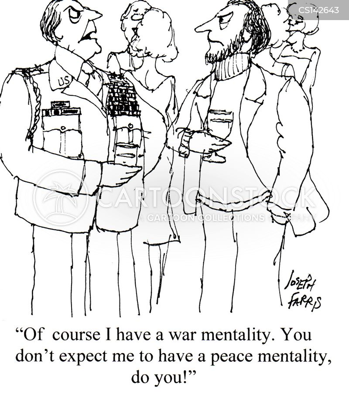 war vets cartoon