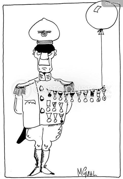 sargeant cartoon
