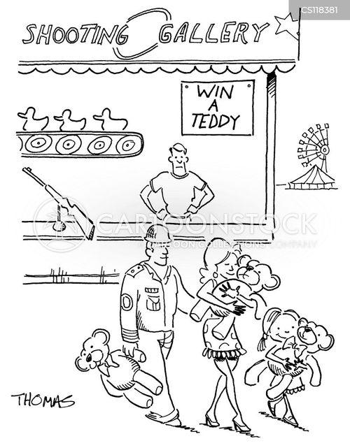 far-right cartoon