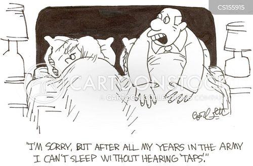lights out cartoon