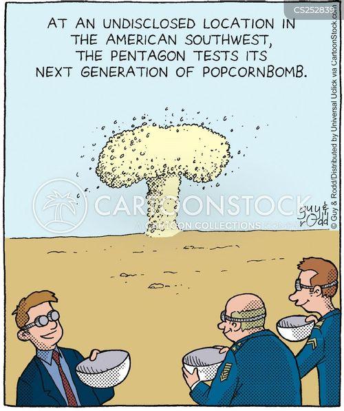 exploded cartoon