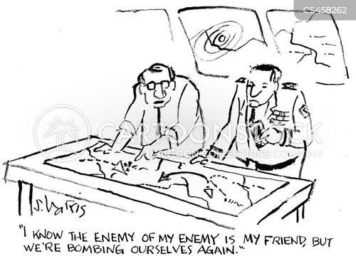 ally cartoon