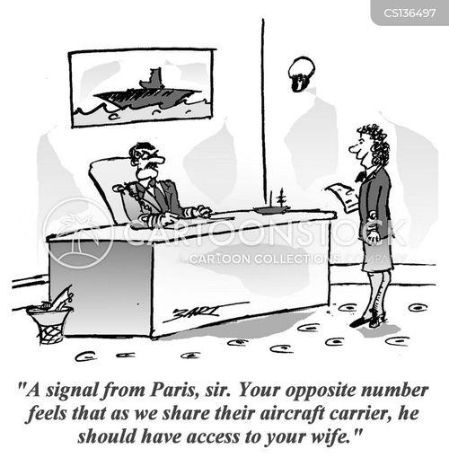 navy cuts cartoon