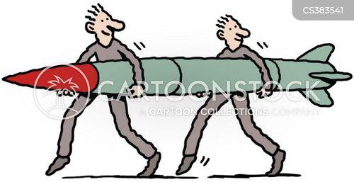 war-heads cartoon