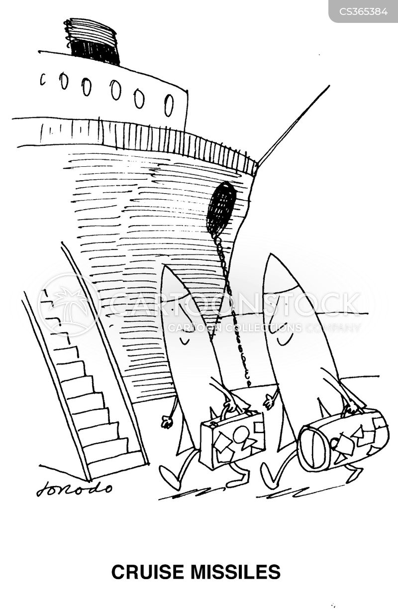 cruise missiles cartoon