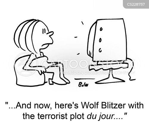 wolf blitzer cartoon