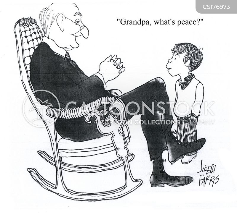 Awesome Rocking Chair Cartoons And Comics Funny Pictures From Squirreltailoven Fun Painted Chair Ideas Images Squirreltailovenorg