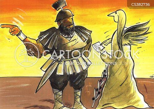 centurions cartoon