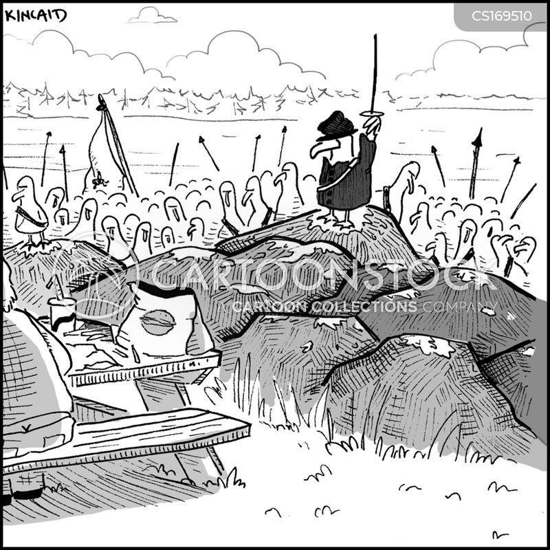 picnicker cartoon