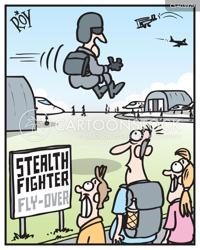 military transport cartoon