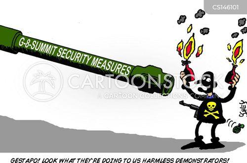 g8 cartoon