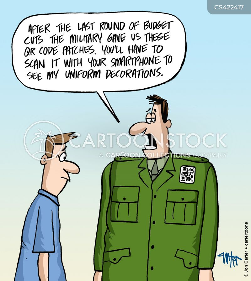 dress uniforms cartoon