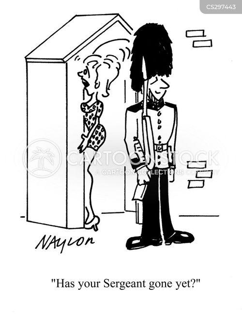 queen elizabeth the second cartoon
