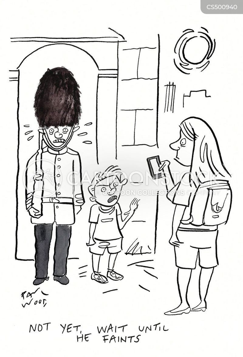 holidays snaps cartoon