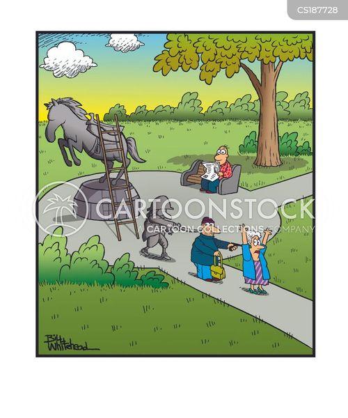 heroics cartoon