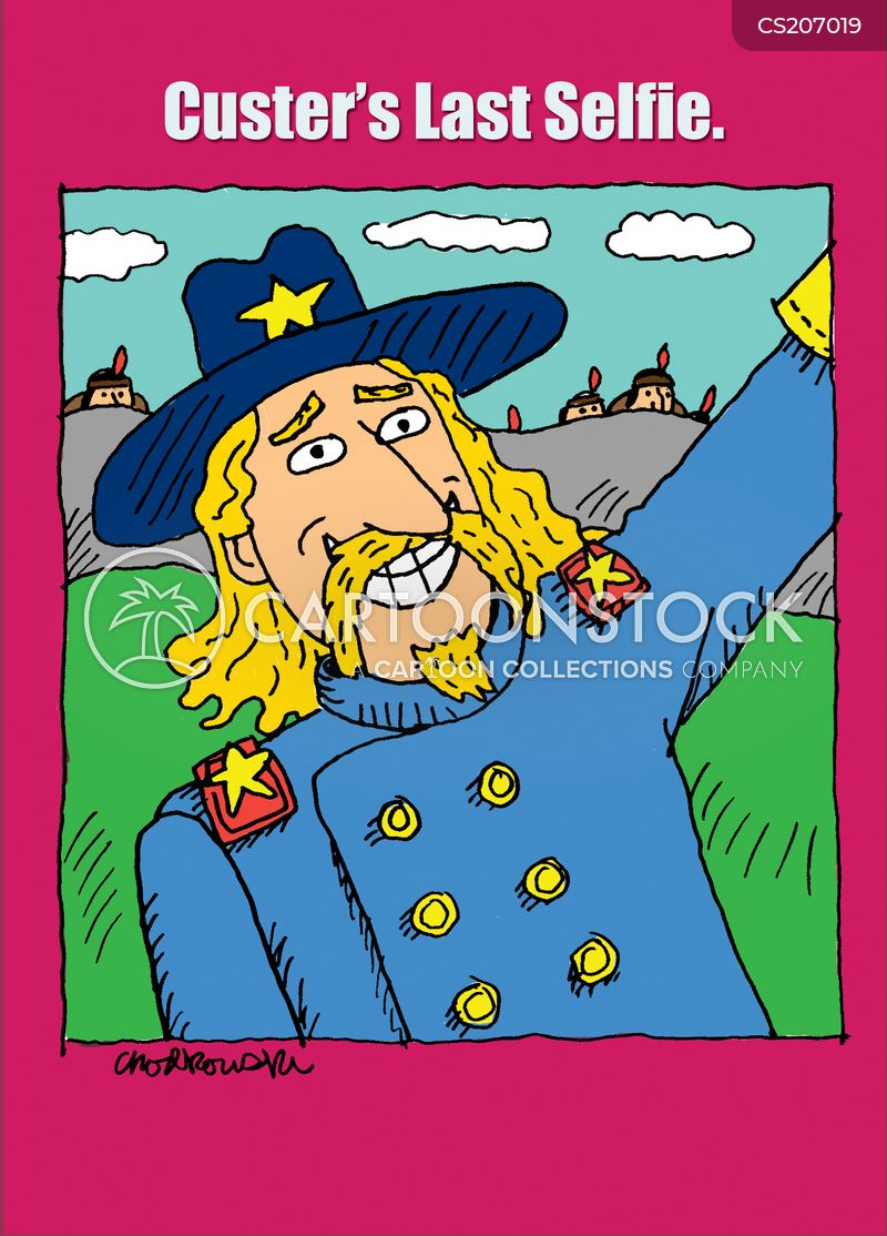 George Armstrong Custer cartoons, George Armstrong Custer cartoon, funny, George Armstrong Custer picture, George Armstrong Custer pictures, George Armstrong Custer image, George Armstrong Custer images, George Armstrong Custer illustration, George Armstrong Custer illustrations