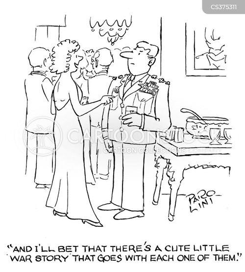 army chief cartoon