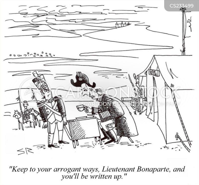 two-sided cartoon