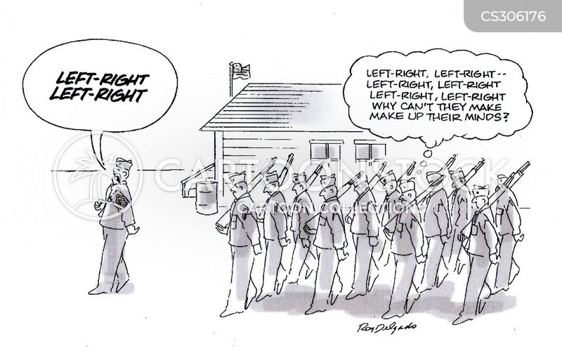 marching song cartoon