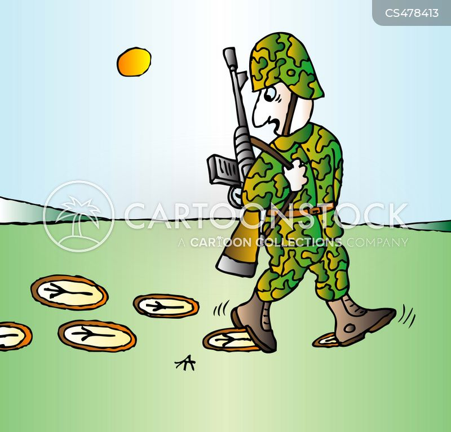 peacekeeper cartoon