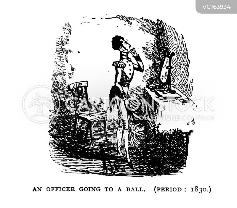 Officer's Ball cartoons, Officer's Ball cartoon, funny, Officer's Ball picture, Officer's Ball pictures, Officer's Ball image, Officer's Ball images, Officer's Ball illustration, Officer's Ball illustrations