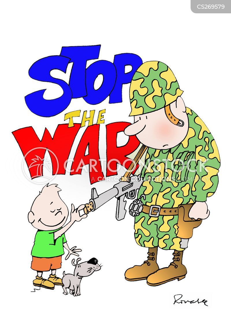Image result for Stop the War Coalition cartoon