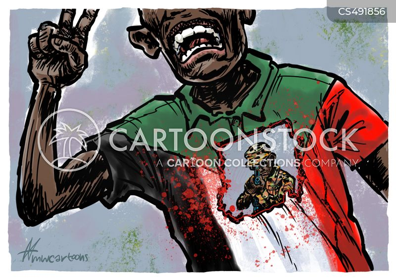 sudan cartoon
