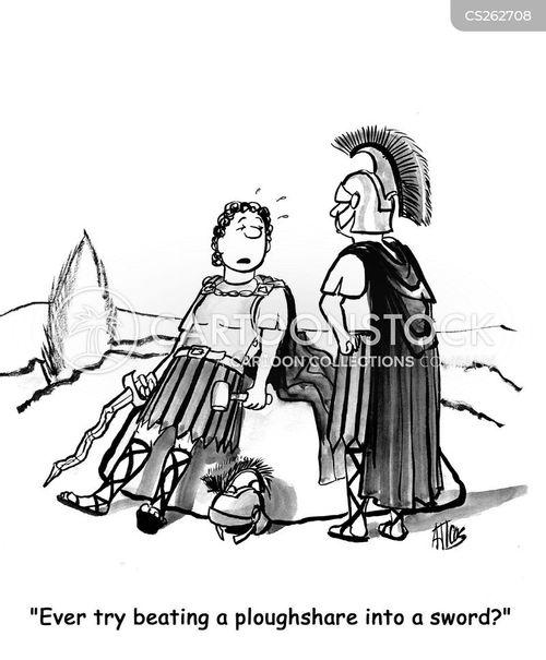 ploughshares cartoon