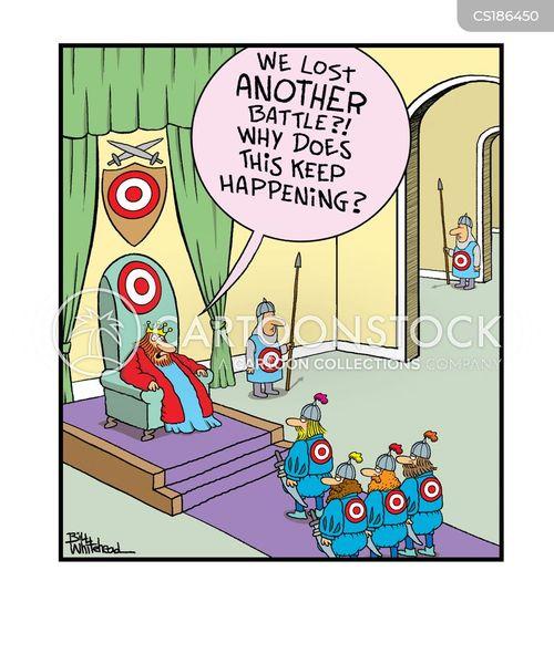 warzones cartoon