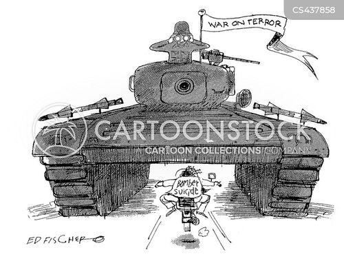 military tank cartoon