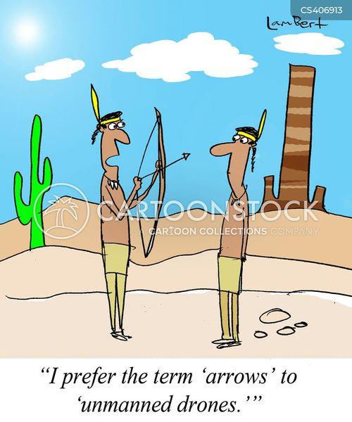 weapons development cartoon