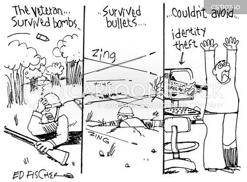 war veteran cartoon
