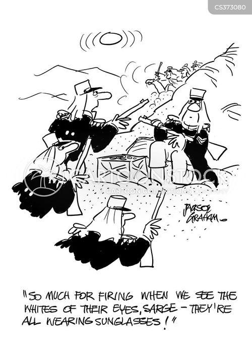 battle plan cartoon