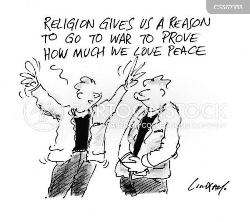 pacifists cartoon