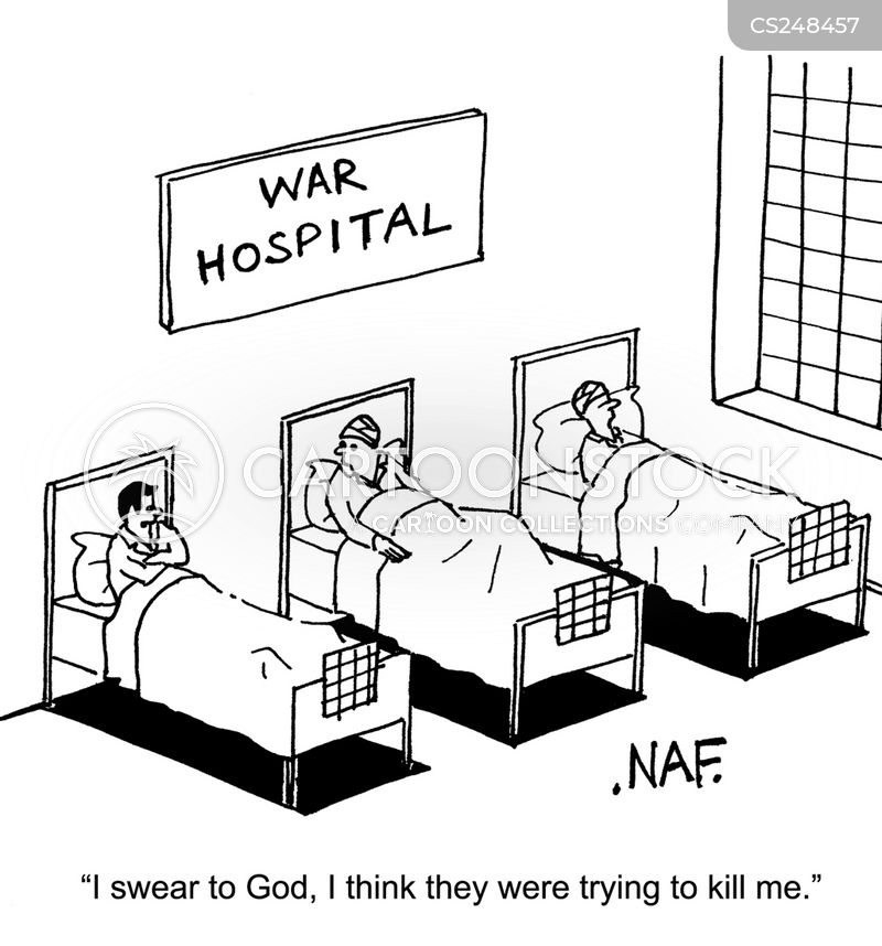 serviceman cartoon