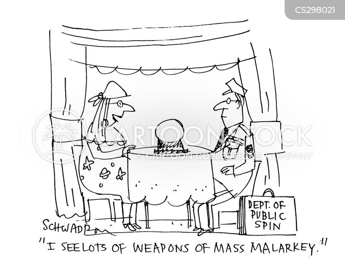 malarky cartoon