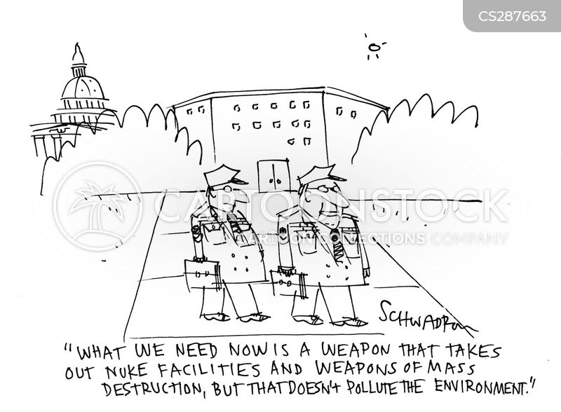facilities cartoon