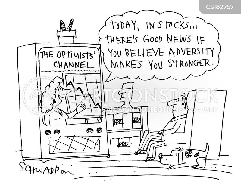 stronger cartoon