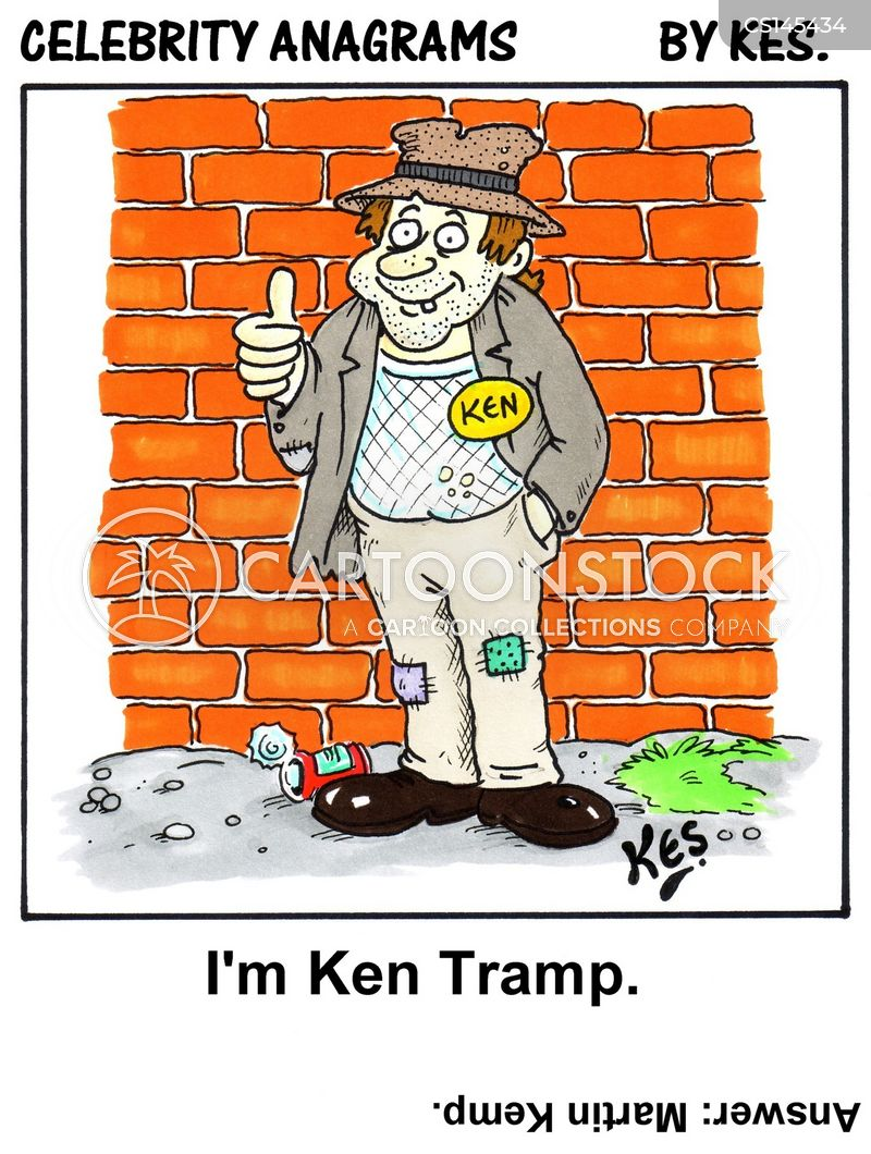 kemp cartoon