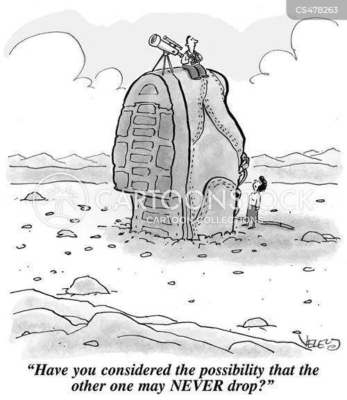 vigilant cartoon