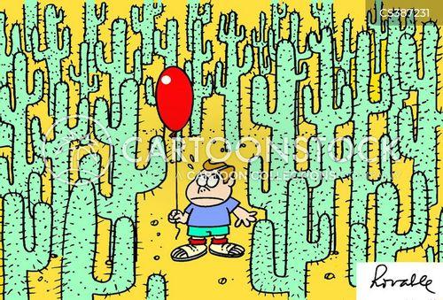 baloon cartoon