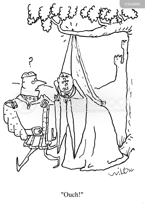 klutz cartoon