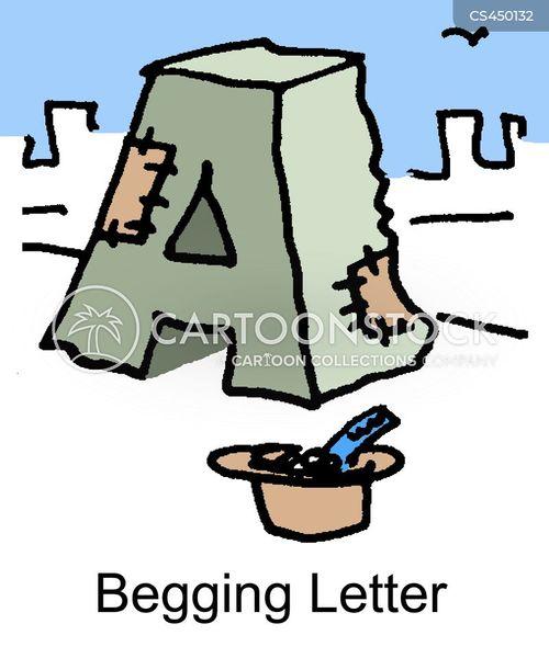 Begging letters cartoons and comics funny pictures from cartoonstock begging letters cartoon 1 of 4 altavistaventures Gallery