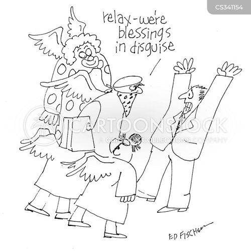 situation cartoon
