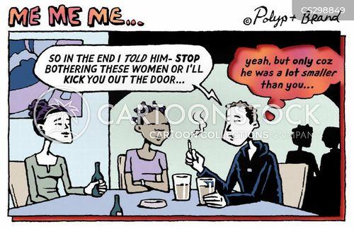 hypocricy cartoon