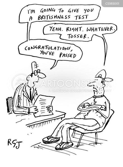 britishness cartoon
