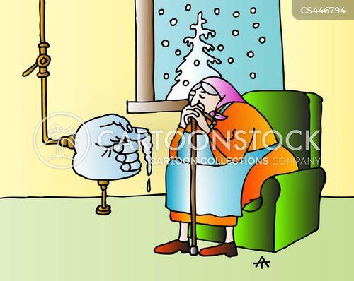 icicle cartoon