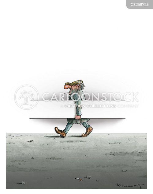 spaces cartoon