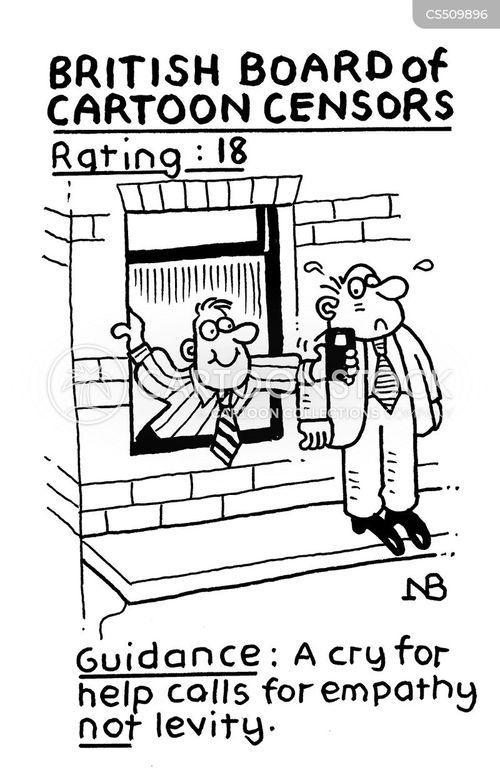 age rating cartoon