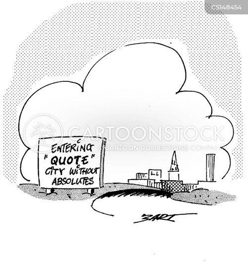 absolute cartoon
